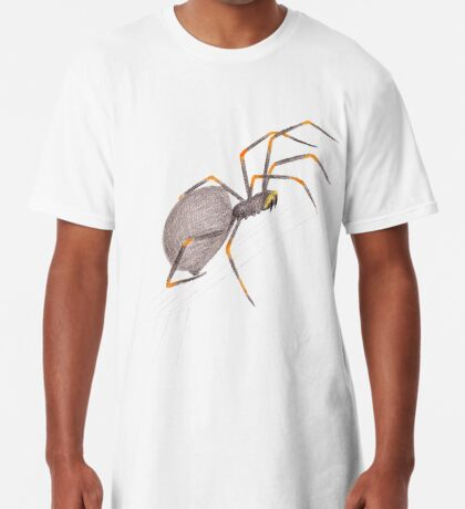 Spider Long T-Shirt