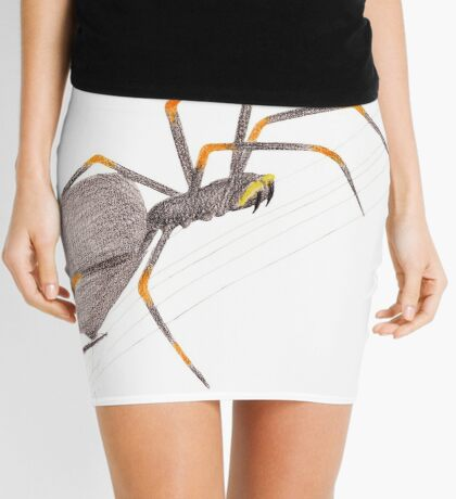 Spider Mini Skirt