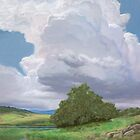 Painting Clouds by Walter Colvin
