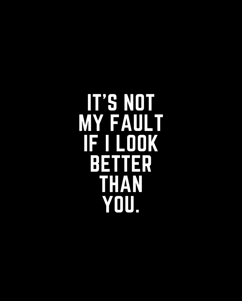 Not My Fault by hr1142