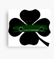 irish mood irish style Canvas Print