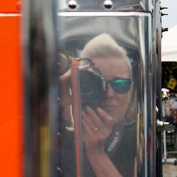 Photographer in Action SP by patjila by patjila
