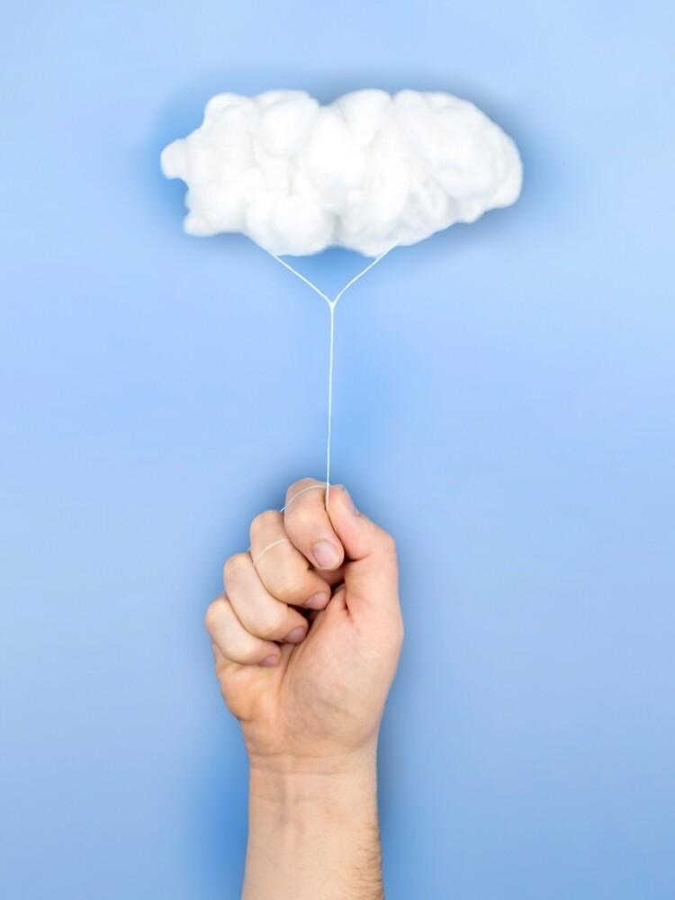 Mein Wolkenballon von josemanuelerre