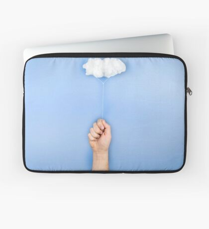Mein Wolkenballon Laptoptasche