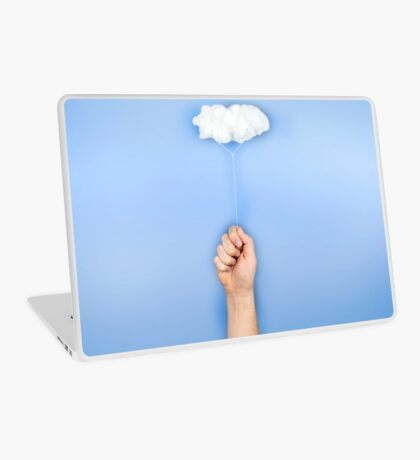 Mein Wolkenballon Laptop Folie
