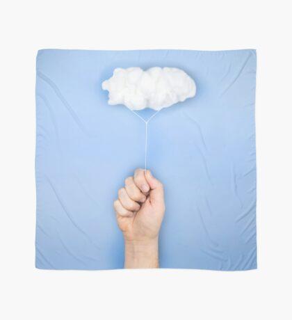 Mein Wolkenballon Tuch