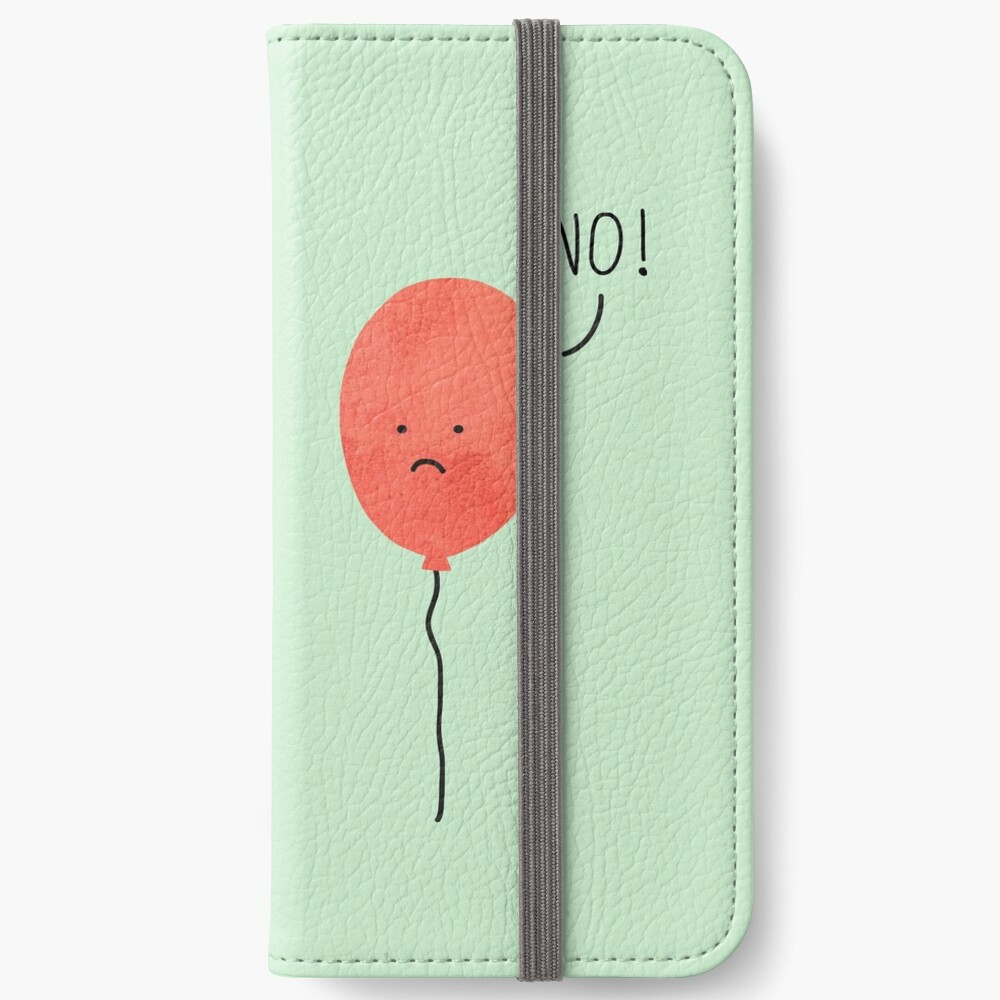 impossible love iPhone Wallet