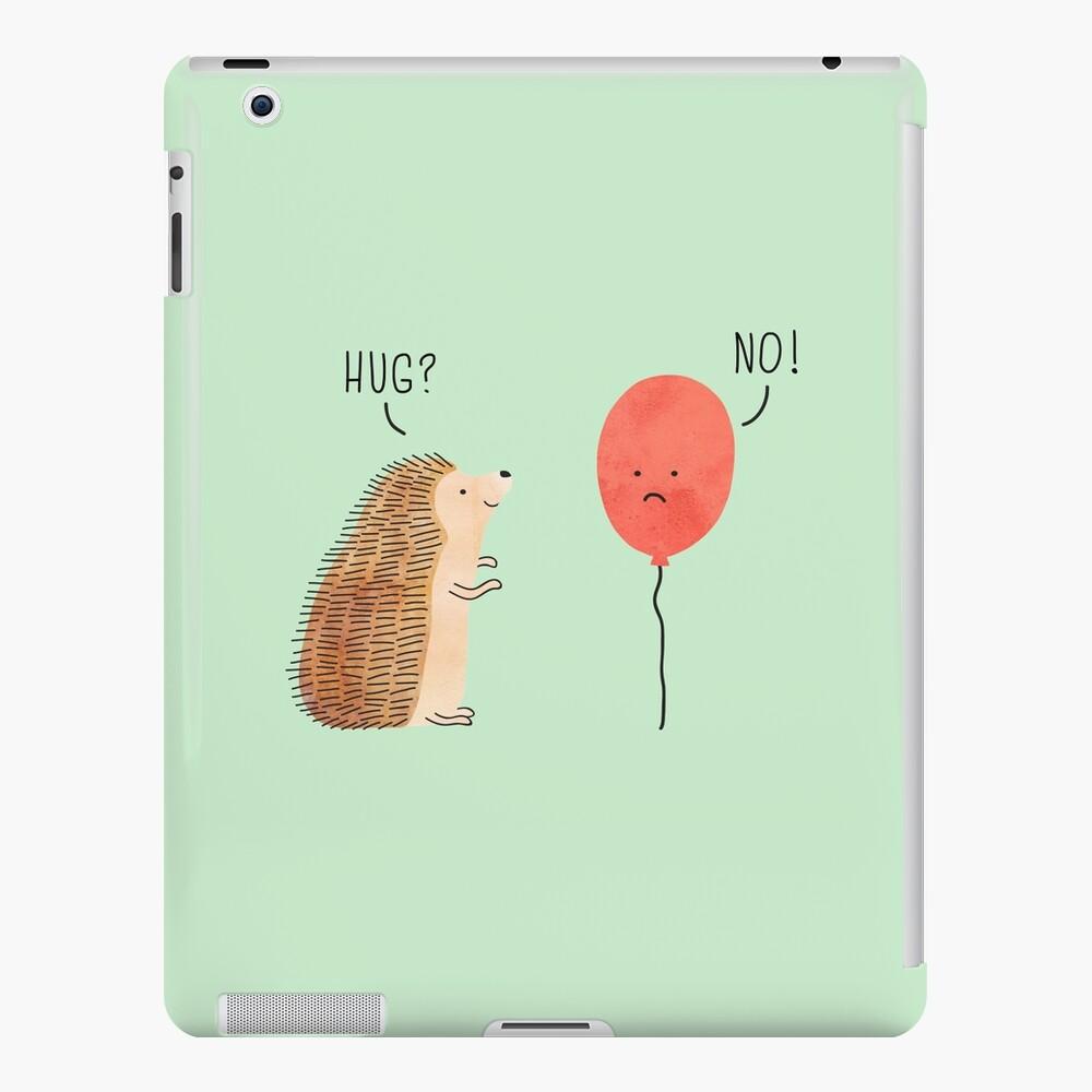 impossible love iPad Case & Skin