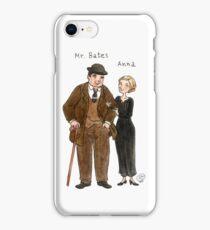 Mr. Bates-Anna iPhone Case/Skin