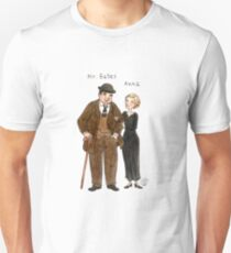 Mr. Bates-Anna Unisex T-Shirt