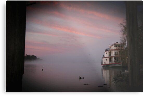 Marion in the Mist by Dave  Hartley