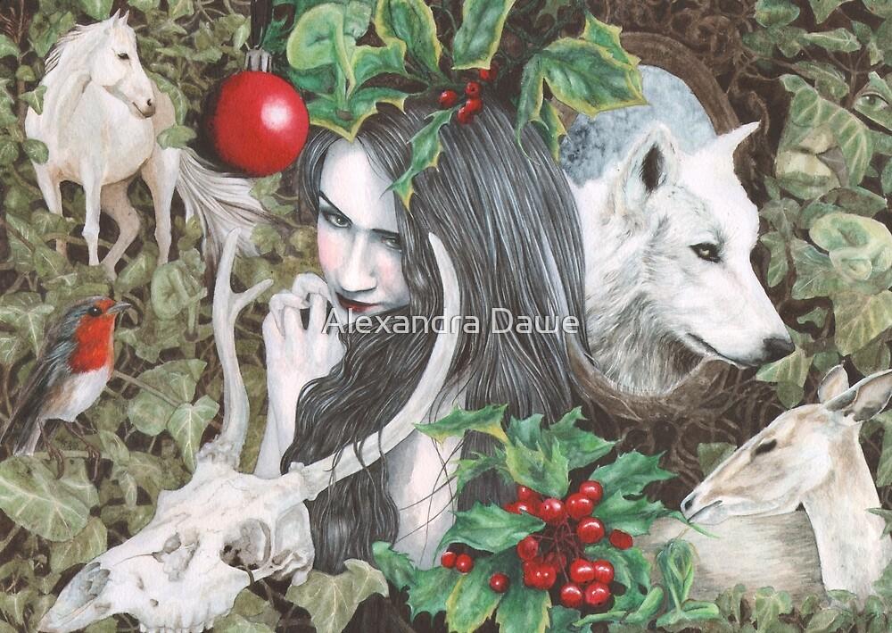Noël by alexandradawe