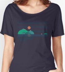 Island Folk Women's Relaxed Fit T-Shirt