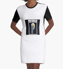 Portishead Graphic T-Shirt Dress