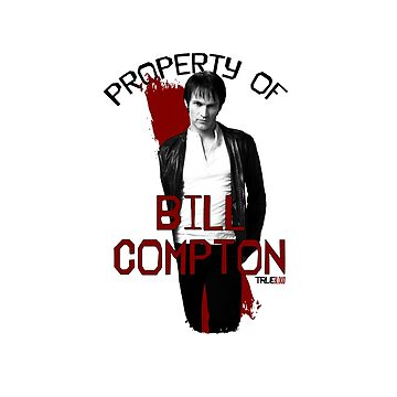 Property of Bill Compton by AllieConfyArt