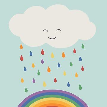 let's make rainbows by Milkyprint