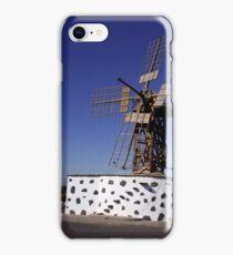 Teguise, Lanzarote, Spain iPhone Case/Skin