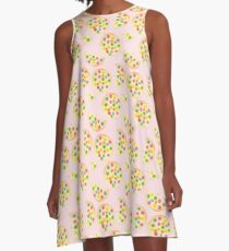 You Clever Cookie A-Line Dress