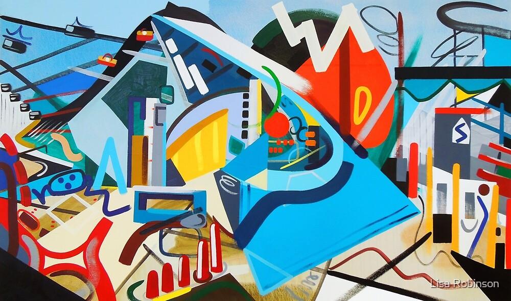 Abstract #8 by Lisa V Robinson