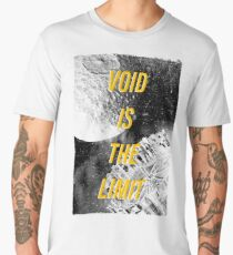 Void Is The Limit Men's Premium T-Shirt