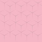 Blocks pattern on pink by ajo-rb