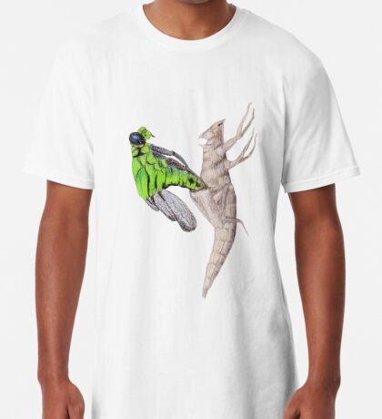 Dragonfly emerging Long T-Shirt