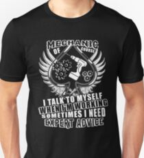 I Love Being A Mechanic T Shirt T-Shirt