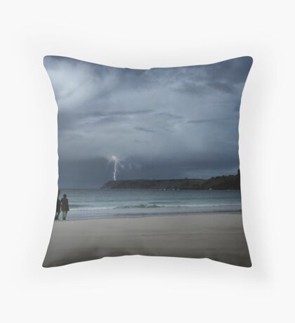 With you by my side... Throw Pillow
