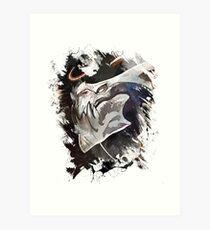 League of Legends AURELION SOL Art Print