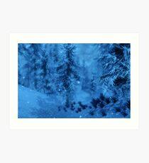 Winterspell Art Print