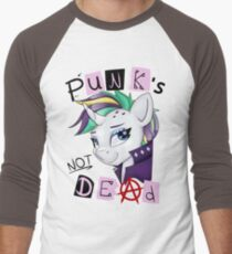 Punk's not Dead - Rarity Men's Baseball ¾ T-Shirt