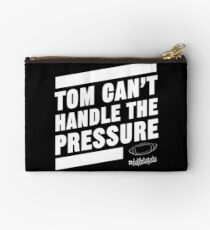 Deflate Gate - Tom Can't Handle the Pressure Studio Pouch
