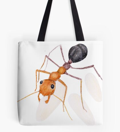 Ant Daycare Tote Bag