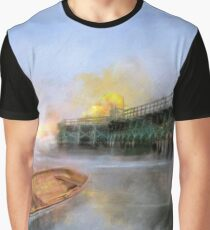 By the Pier Graphic T-Shirt