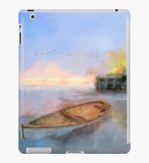 By the Pier iPad Case/Skin