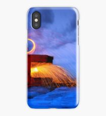 Fire in the Hole iPhone Case/Skin
