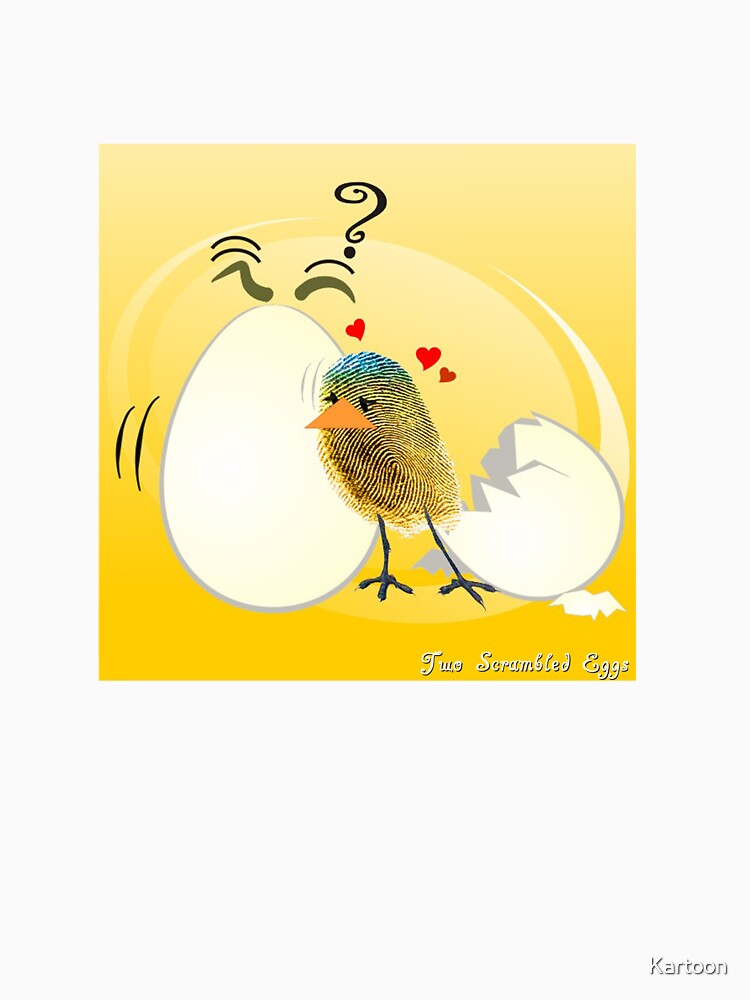 Two Scrambled Eggs - First Love by Kartoon