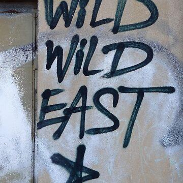Wild Wild East... by NuhSarche