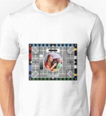 Classic 'BBC test card' T-Shirt