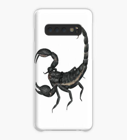 Black Scorpion Case/Skin for Samsung Galaxy