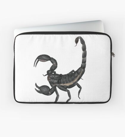 Black Scorpion Laptop Sleeve