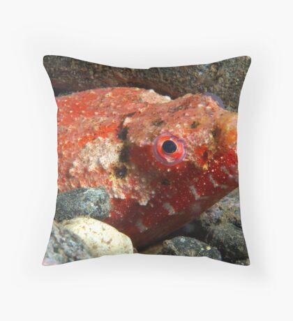 & The Beast! Throw Pillow