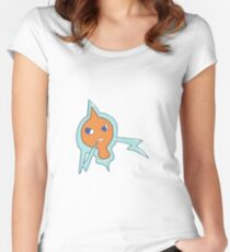 Naughty Rotom Women's Fitted Scoop T-Shirt