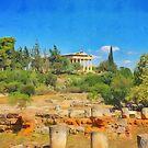 Athen I von Ricardo Silva