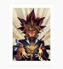 The Spirit of the Cards Art Print