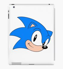 Sonic The Hedgehog - Graphic T-Shirt/Large Print T-Shirt/Sticker/Pillow/Floor Pillow/And Tons More! iPad Case/Skin