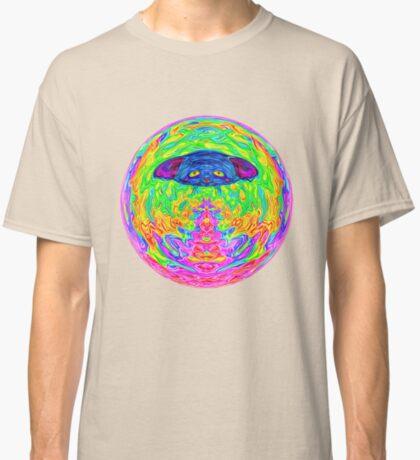 Unidentified Flying CatBat Classic T-Shirt