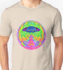 Unidentified Flying CatBat Slim Fit T-Shirt