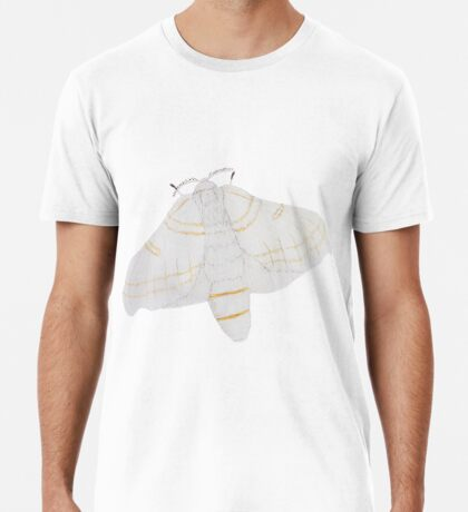 Silk moth from above Premium T-Shirt