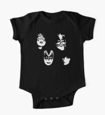 KISS - STENCIL - ART Kids Clothes